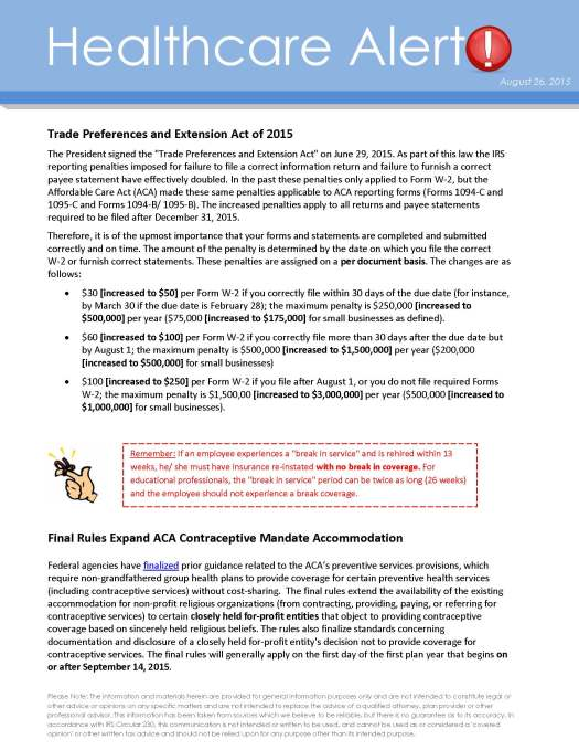Healthcare Alert_ August 2015_Page_1